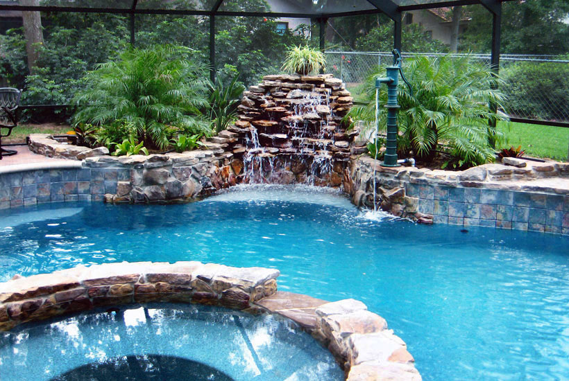 Reed S Swimming Pools High End Residential Pool And Spa